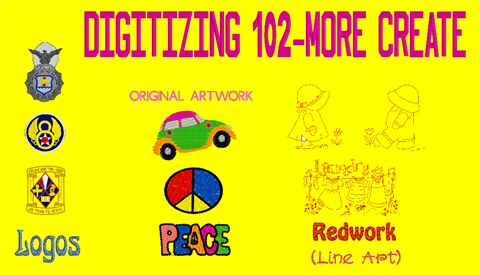 Digitizing 102-MORE Create-Video #10 (PITALC)